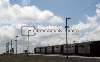 Brocken station