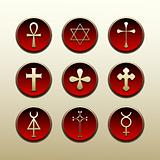 Religious symbols