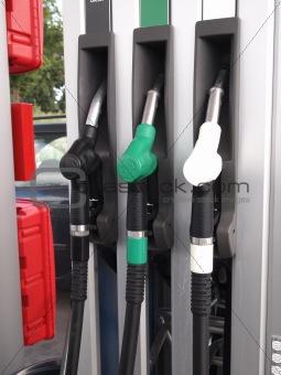 three distributors on station fuels