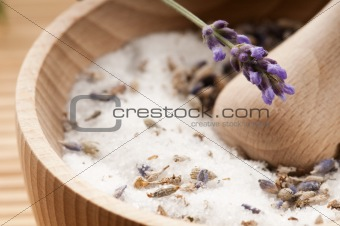 Lavender Sugar