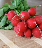 Red Radishes