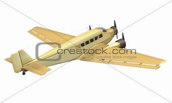 aircraft retro
