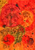 Spotty background