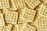 Soda Crackers Background