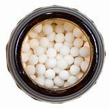 homeopathy sugar ball