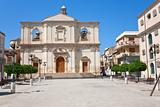 church of the Santissimo Crocifisso in Noto