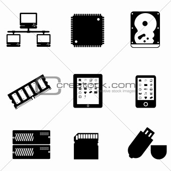 Computer parts and devices