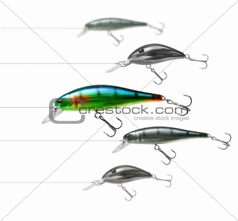 Attractive fishing lure