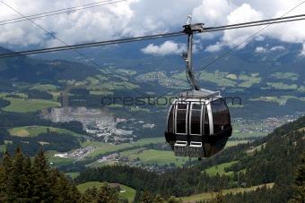 Kitzbuheler Horn Gondola