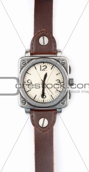 old style watch