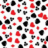 Gambling pattern