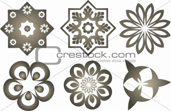 Different islamic motif