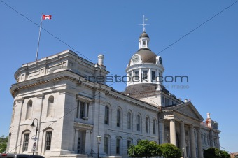 City Hall in Kingston, Ontario