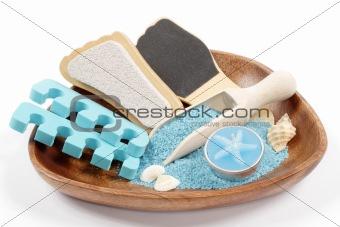 marine pedicure set
