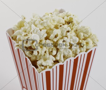 Movie Style Popcorn Box
