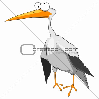 Cartoons_0008_Bird_Vector