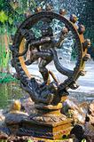 Bronze statue of Shiva Nataraja - Lord of Dance