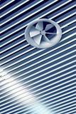 Cool air vent fan