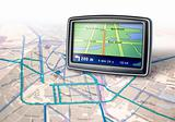 Gps navigator device