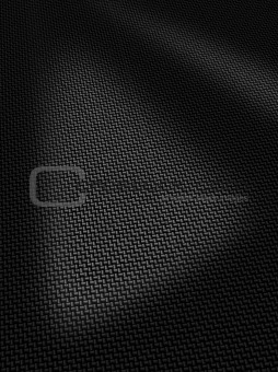 Woven carbon fibre surface texture