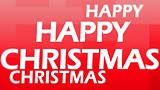 Creative image of happy Christmas concept