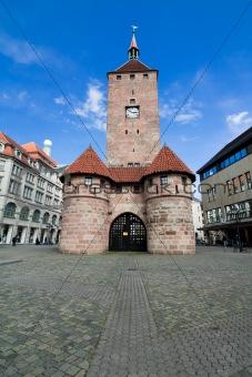 Alpenverein Sektion Noris im Weißen Turm