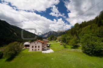 Austria's lanscape