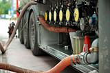 Fuel truck
