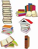 Set books