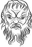 Face of Faun