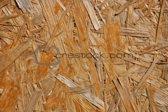 old yellow wood shavings background