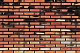 paint old grunge brick wall