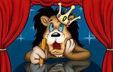 Lion in Theatre