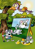 Mouse Painter