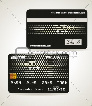 Bank card 