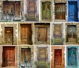 Vintage Doors