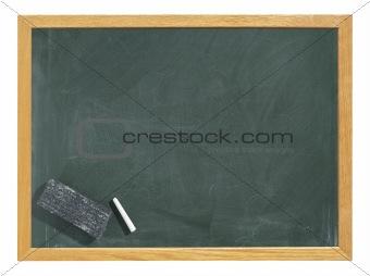 Blackboard/greenboard, isolated