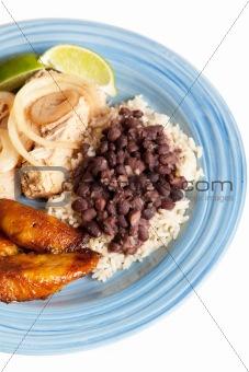 Cuban Food with Path