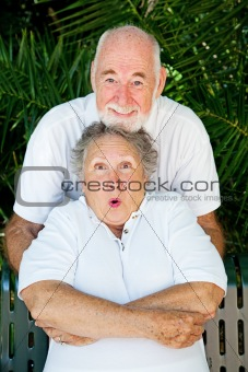 Playful Couple - Tickling