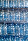 Packaged water bottles