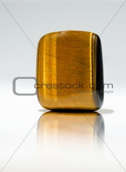 Tiger's eye gem
