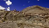 Diskit Monastery Ladakh, India