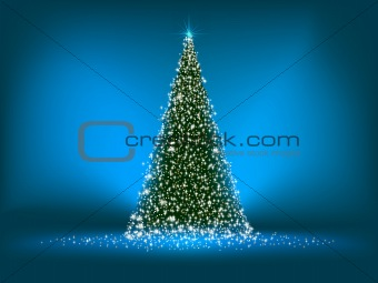 christmas fir background