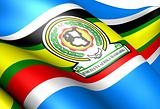 East African Community flag