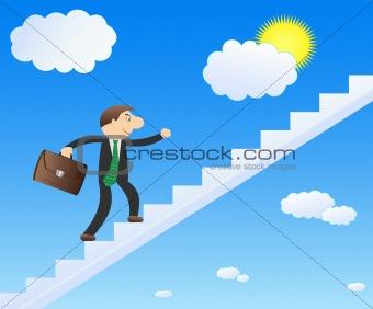 career businessman