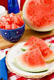 Juicy Summer Watermelon