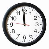 One Minute to 12 oclock