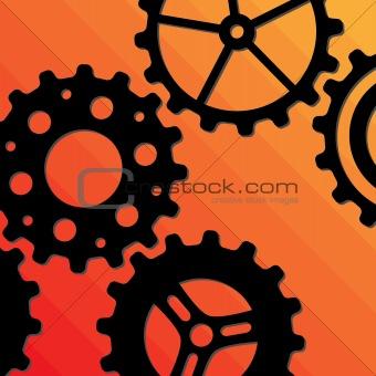 Five Gearwheels