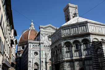 Baptistery and Dome
