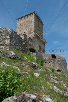 Tower of the fort Diosgyor